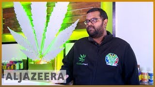 🇿🇦 Africa's first medical 🌿 cannabis dispensary opens in Durban | Al Jazeera English - ALJAZEERAENGLISH