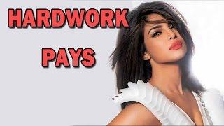Priyanka Chopra talks about 'Ambition and Hardwork'! | Bollywood News