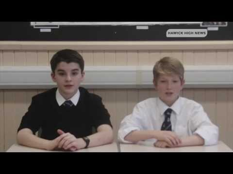 Hawick High News | November 2014