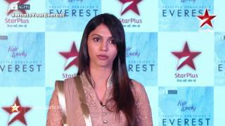 Everest on STAR Plus: How Shamata prepared herself for Anjali's role? - STARPLUS