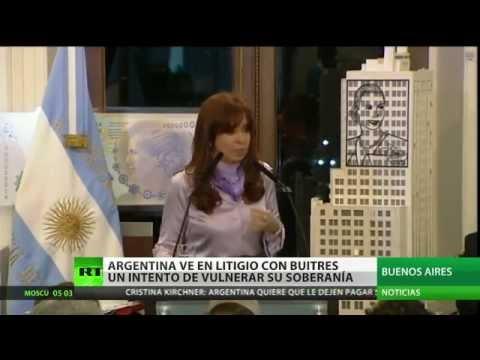 """""""¿Por qué no nos dejan pagar la deuda externa argentina?"""""""