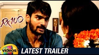 RX 100 Movie LATEST TRAILER | Kartikeya | Payal Rajput | Rao Ramesh | #RX100Trailer | Mango Videos - MANGOVIDEOS