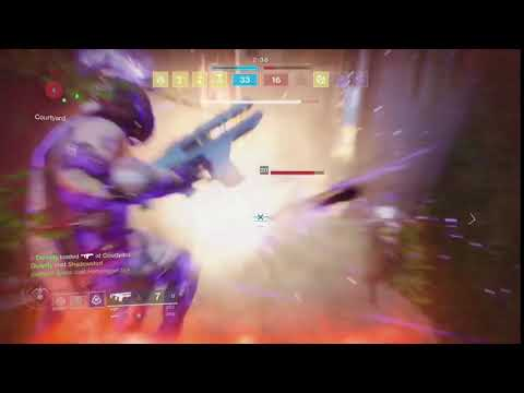 Quad fusion rifle with one shot