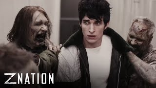 Z NATION | Season 5, Episode 3: Hold Outs | SYFY - SYFY