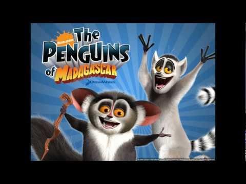 Pingwiny z Madagaskaru przedstawienie postaci