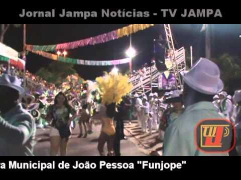 Escola de Samba Malandros do Morro - Carnaval Tradição de JP 2014 / Liga Carnavalesca - jampa