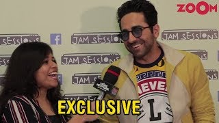 "Ayushmann: ""I'm more of an actor than a singer"" 