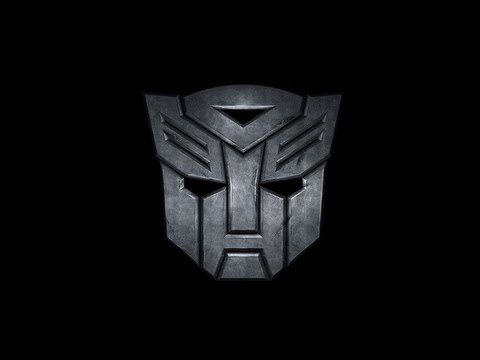 How to: Create the Autobot Logo in 3dsMAX + Awesome Grunge Texture!