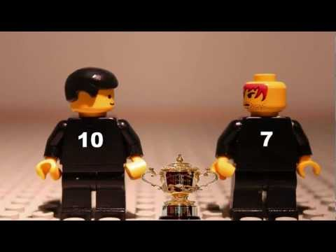 Lego Rugby World Cup 2011