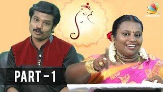 Madurai Muthu's Vinayagar Chaturthi Pattimandram 2016 | Chinnathirai, Vannathirai – Varama Sabama