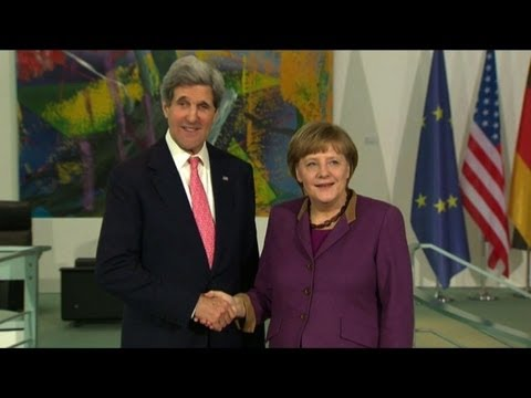 Germany, US eye 'unique' transatlantic trade deal