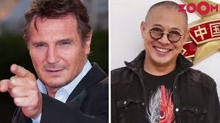 Liam Neeson & Chris Hemsworth In Men In Black Spin Off? | Jet Li's Manager Over His Health Concerns - ZOOMDEKHO