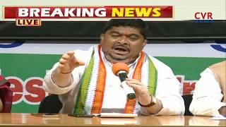 Congress Leader Ponnam Prabhakar Reddy Slams CM KCR  over TRS Husnabad Meeting | CVR News - CVRNEWSOFFICIAL