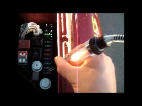 Mecanica Automotriz, como checar el sistema electrico.
