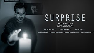 Surprise - Telugu Short Film 2018 || Directed by Madhu Gogulapati || Trishool Jeethuri - YOUTUBE