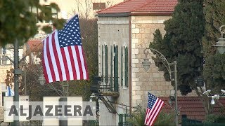 Trump's Jerusalem move: Obstacles for US embassy plans - ALJAZEERAENGLISH