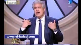 بالفيديو..الإبراشي: أعتز بحلقات صافيناز وسما والكلب واللي مش عاجبه يقلب القناة