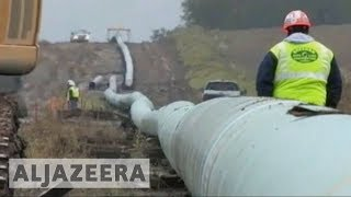 Nebraska approves Keystone XL pipeline route despite recent oil spill - ALJAZEERAENGLISH