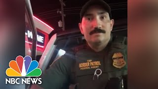 Border Patrol Stops Two Women In Montana For Speaking Spanish | NBC News - NBCNEWS