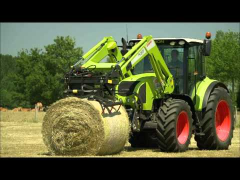 CLAAS ARION 400 2010