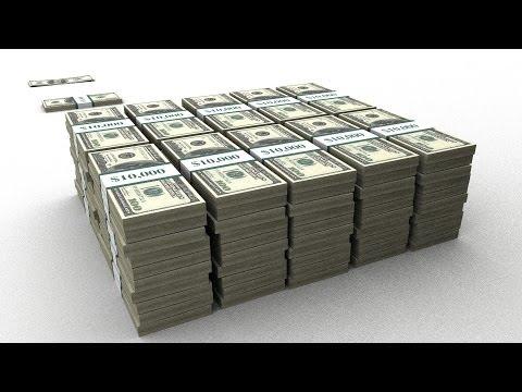 Bạn có biết 10.000 tỷ USD nhiều đến cỡ nào không