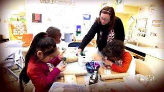 New Study Finds Pre-k Benefits Endure Through Eighth Grade | NBC Nightly News - NBCNEWS