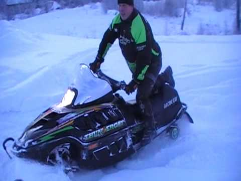Thundercat 1000 on Thundercat 1000 1140cc Fast Snowmobile