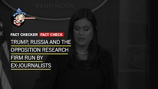 Trump, Russia and Fusion GPS, the opposition research firm run by ex-journalists - WASHINGTONPOST