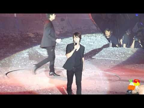 [Fancam] 110130 Super Junior SS3 Singapore - U