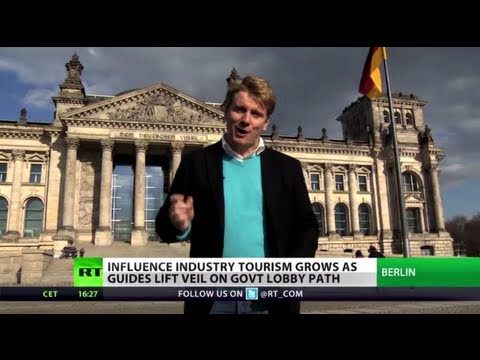 Sightsee & Disclose: Berlin tours lift veil on govt lobby path in Germany