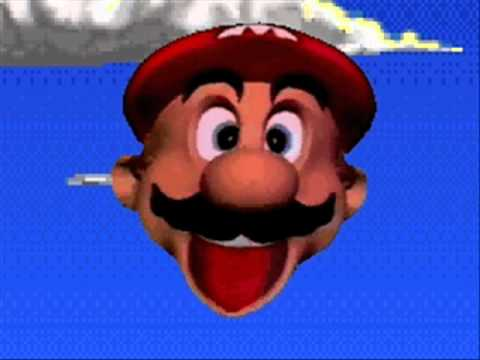 Mario Teaches Typing 2 - Part 2 (Sky Scenes)