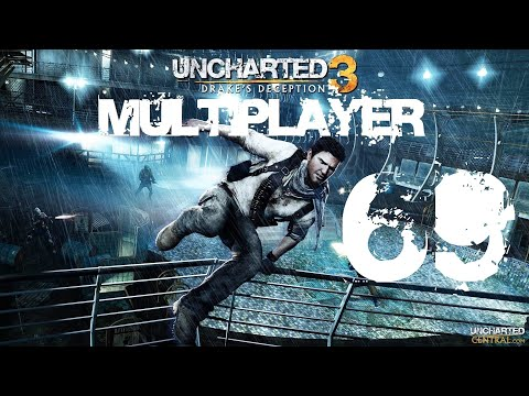 Uncharted 3 Multiplayer Part 69 w/Sharigan_Uchiha, & SeKc-ZeRo - Team Three Star