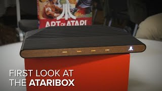 Ataribox has a new name - CNETTV