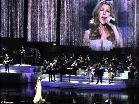 Celine Dion - Open Arms (August 1, 2012 - Live In Las Vegas) **AMAZING PERFORMANCE**