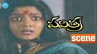 Pavitra Movie Scenes - Nutanprasad Blames Pavitra Infront Of Satyanarayana || Rajendra Prasad - IDREAMMOVIES