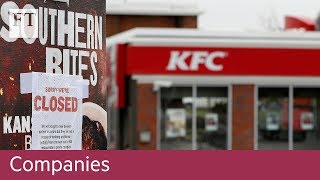 Chicken shortage at KFC - FINANCIALTIMESVIDEOS