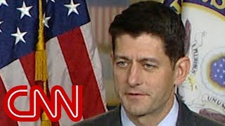 Paul Ryan: We want to keep families intact and secure borders - CNN