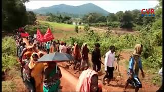 Maoist Public Meeting in Andhra-Odisha Border | Rare Footage | CVR News - CVRNEWSOFFICIAL