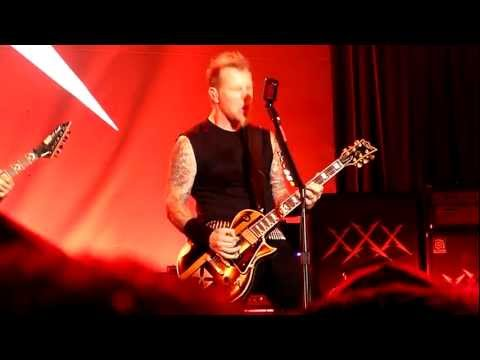 Metallica - Just a Bullet Away [NEW SONG] (Part 1/2) (Live in San Francisco, December 7th, 2011)