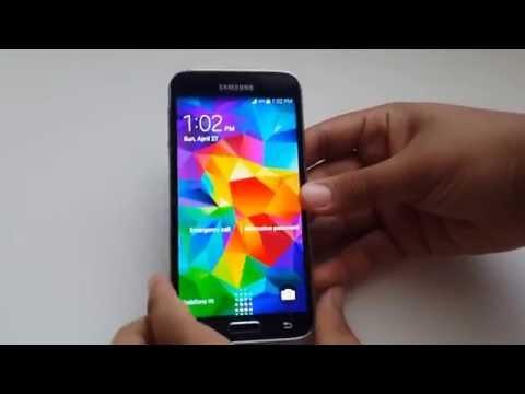 Samsung Galaxy S5 Electric Blue Unboxing !!!
