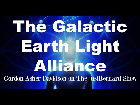 The Galactic Earth Light Alliance - Gordon Asher Davidson on TJBS