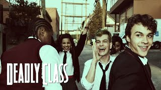 DEADLY CLASS | After School Episode 10 | SYFY - SYFY