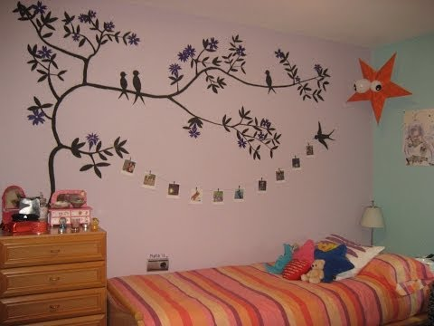Mural en la pared :3