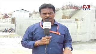 AP Government Speeds Up Polavaram Project Works | Polavaram Spillway Status  | CVR News - CVRNEWSOFFICIAL