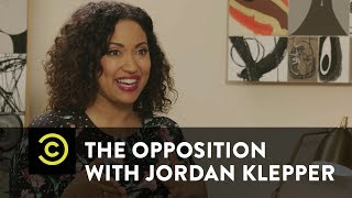 Critiquing the Artwork of GITMO Prisoners - The Opposition w/ Jordan Klepper - COMEDYCENTRAL