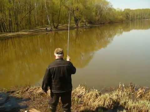 подмосковные рыболовные реки