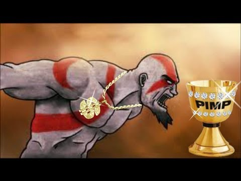 LOS DIOSES Kratos y sus pelotas,GOD OF WAR 2014