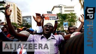 Is Kenya's democracy in crisis? - UpFront - ALJAZEERAENGLISH