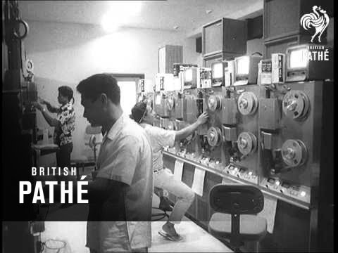 Education In Samoa By Television (1967)