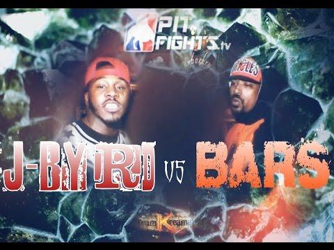 PIT FIGHTS BATTLE LEAGUE: J-BYRD VS BARS: NO LOVE